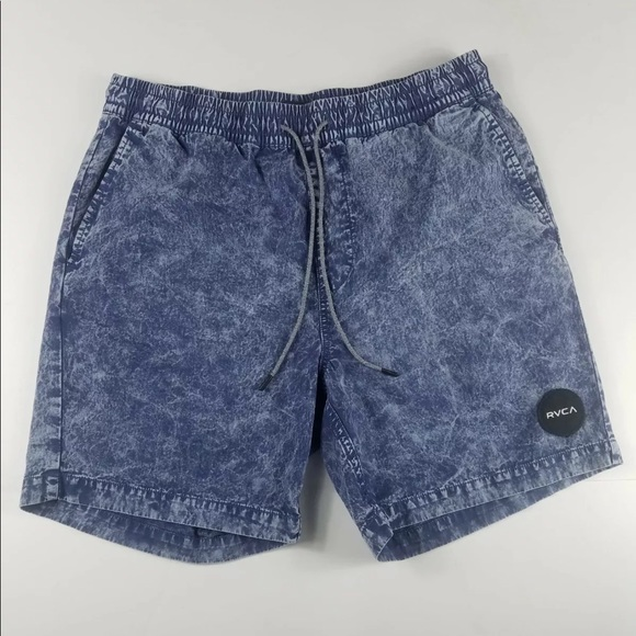 acid washed shorts